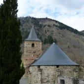 Iglesia románica de Génos