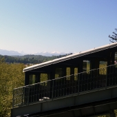 Funicular y Pirineos