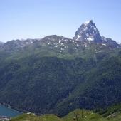 Artouste et le Pic du Midi d'Ossau