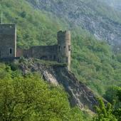 Chateau de Luz Saint Sauveur