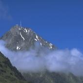 Pic du Midi de Bigorre en été
