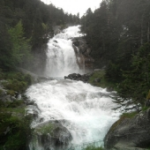 Waterfalls of Cauterets
