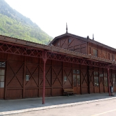 Train station - Cauterets
