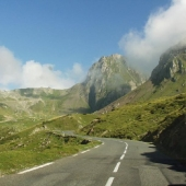 Pass of Tourmalet