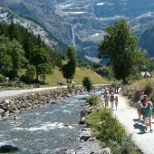 On the way to the Cirque de Gavarnie
