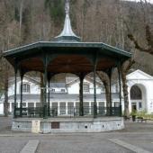 Kiosc in Luchon