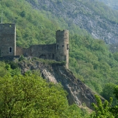 Luz Saint Sauveur castle