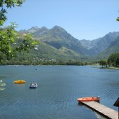 Lac de Génos Loudenvielle