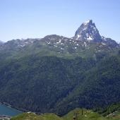 Artouste and the Pic du Midi d\'Ossau