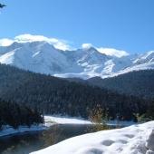 Lake of  Payolle