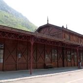 Train station - Cauterets