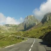 Pass of Tourmalet