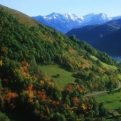 Near the pass of Aspin