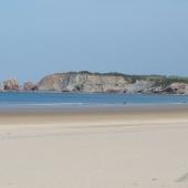 Beach of  Hendaye