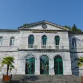 Thermal baths in Bagnères de Bigorre