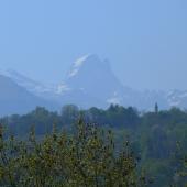 The Pic du Midi d\'Ossau